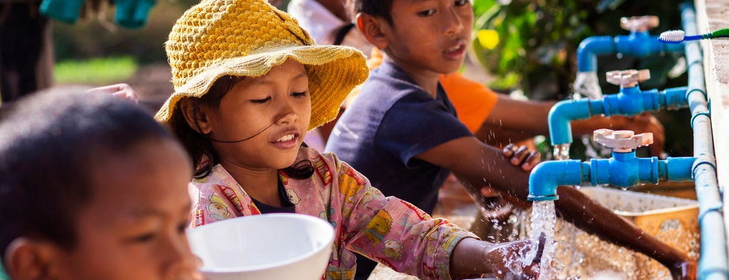 Help provide safe drinking water
