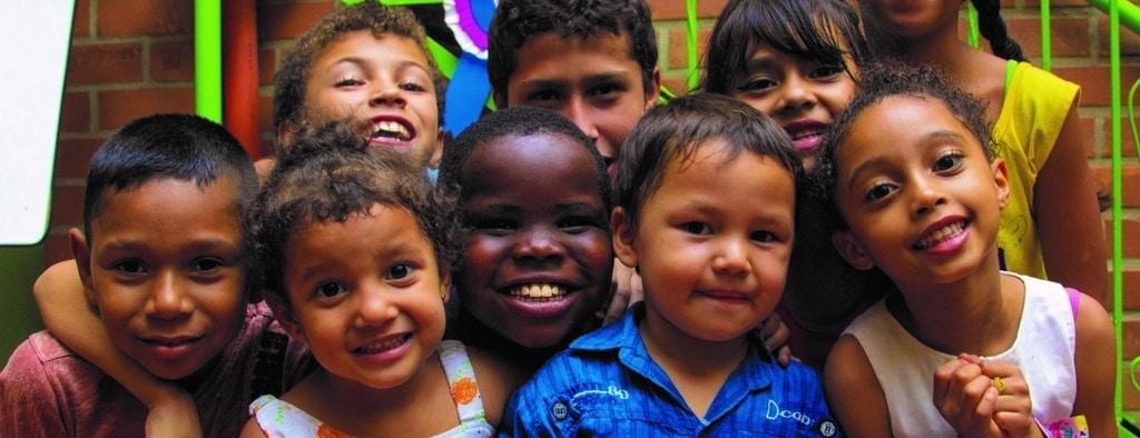 Help children Colombia
