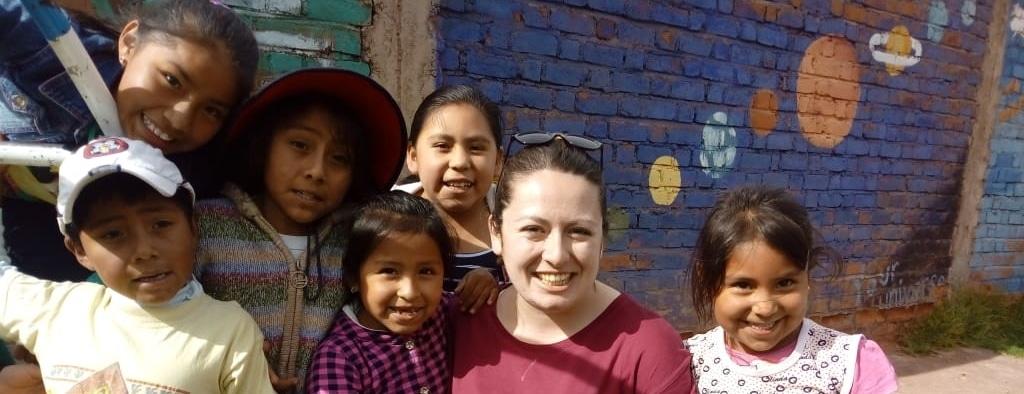 Volunteer with Kids Peru