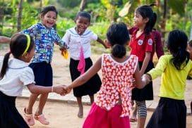 Community program Cambodia
