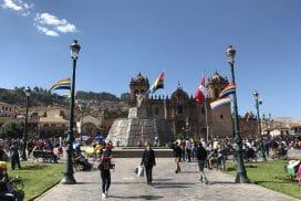 guide to volunteer in cusco