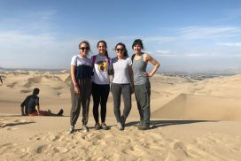 Visit the Desert in Peru
