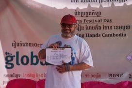 Cambodia Cultural Exchange Volunteer