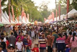 Water Festival Siem Reap