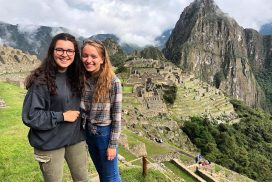 Combine sightseeing and volunteering on your gap year
