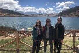 Intern at Lake Huaypo