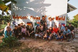 Volunteer in Cambodia Cultural Exchange