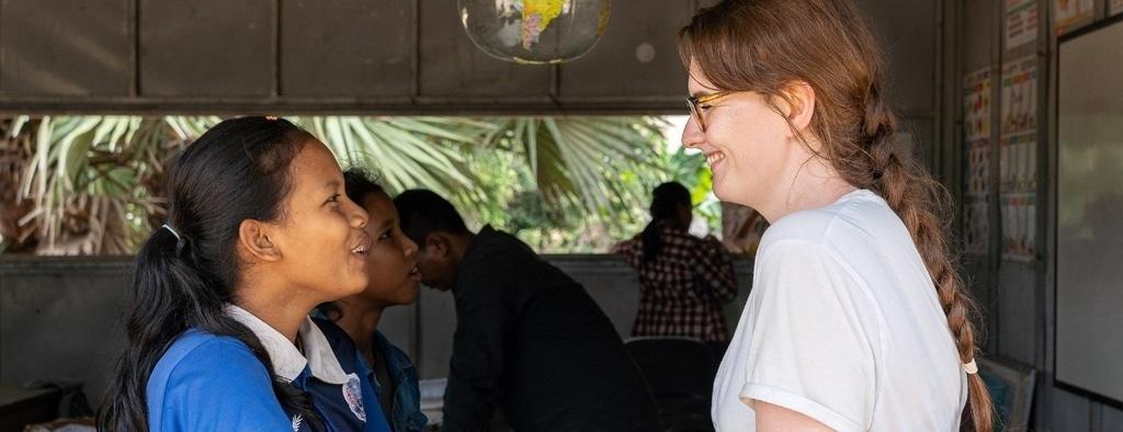 Make a difference Cambodia