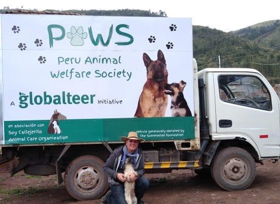 Globalteer Initiative PAWs