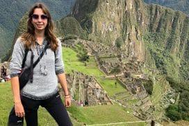 Evie Intern Machu Picchu