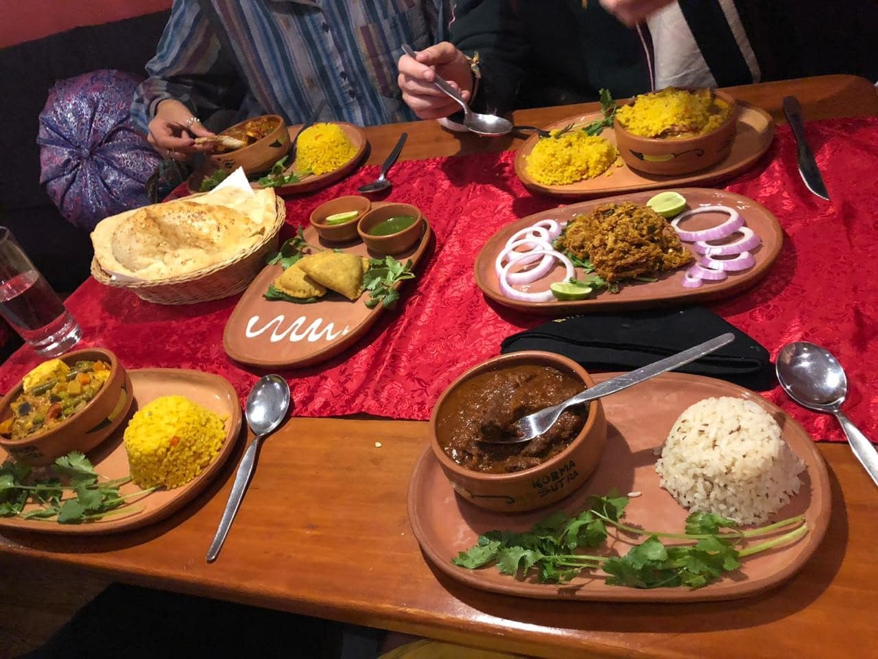 The Curry House Korma Sutra