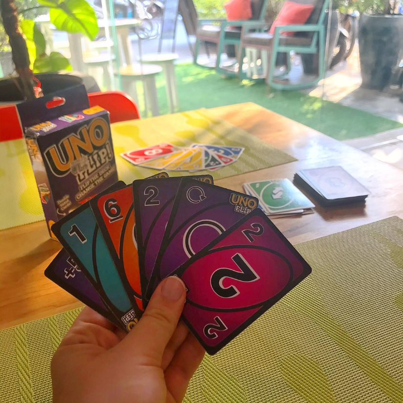 Games night as a social event to support projects in Cambodia
