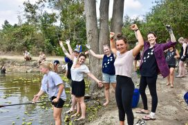 why your gap year should include international volunteering