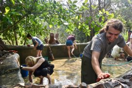 Give back and make a difference when volunteering abroad