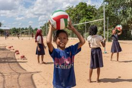 Organisations supporting charity projects abroad