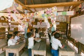 Teaching Safety Modules in Siem Reap