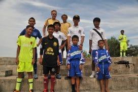 Globalteer Sports Programme Volunteers