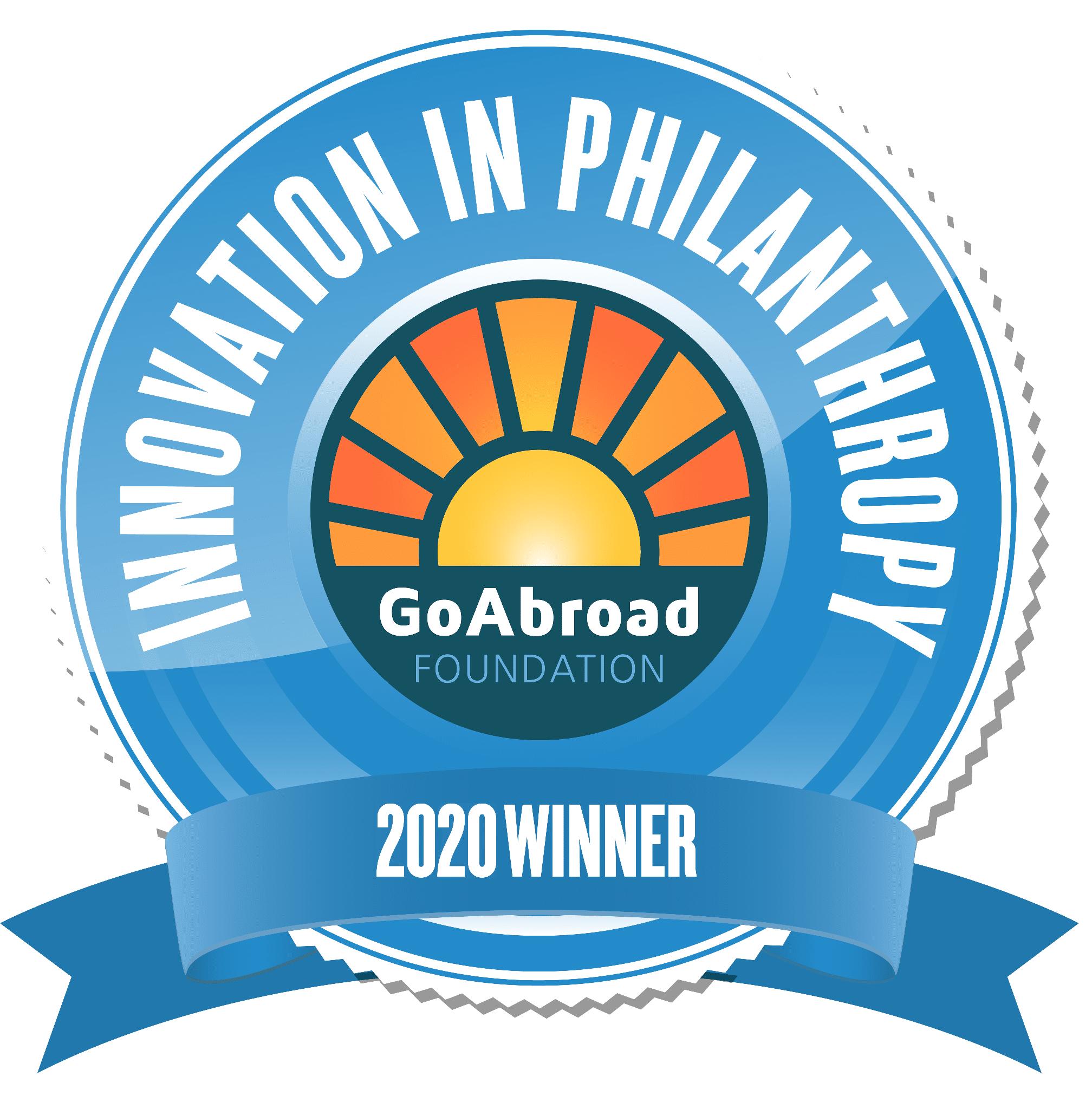 GoAbroad Innovations Award Winner