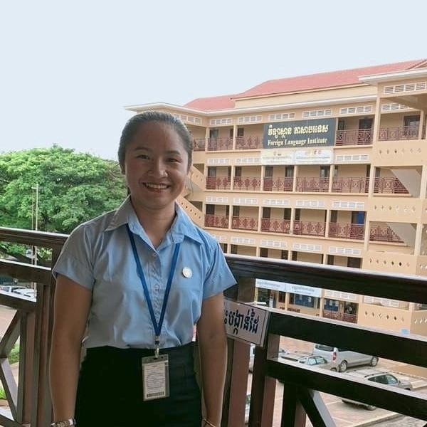 Dalie Kog Helping Hands Staff