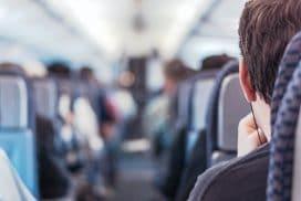 preparing for your first flight internationally