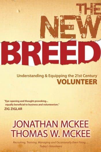 4.The New Breed: Understanding And Equipping The 21st Century Volunteer  - must read volunteering book