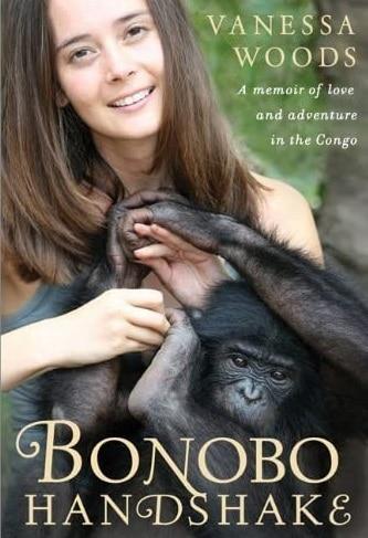 5.Bonobo Handshake: A memoir of love & adventure in the Congo - must read volunteering book
