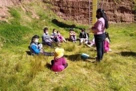 bridging the education gap for disadvantaged children in rural Cusco villages, Peru