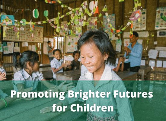 Globalteer - UK Charity promoting brighter futures for children