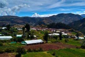 rural villages surrounding Cusco
