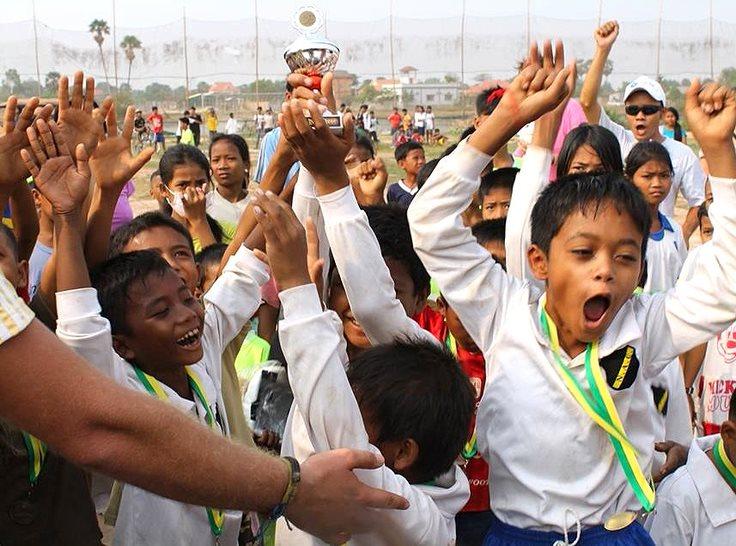 Kids Sports Cambodia
